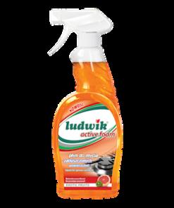Dung dịch vệ sinh rửa nhờn Exotic Fruits Ludwik