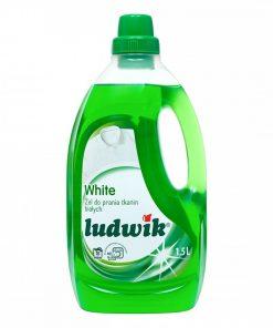 Nước giặt quần áo trắng Ludwik 1,5 lít